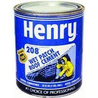 Best Henry He208030 208 Wet Patch Roof Leak Repair Cement 1 400 x 300