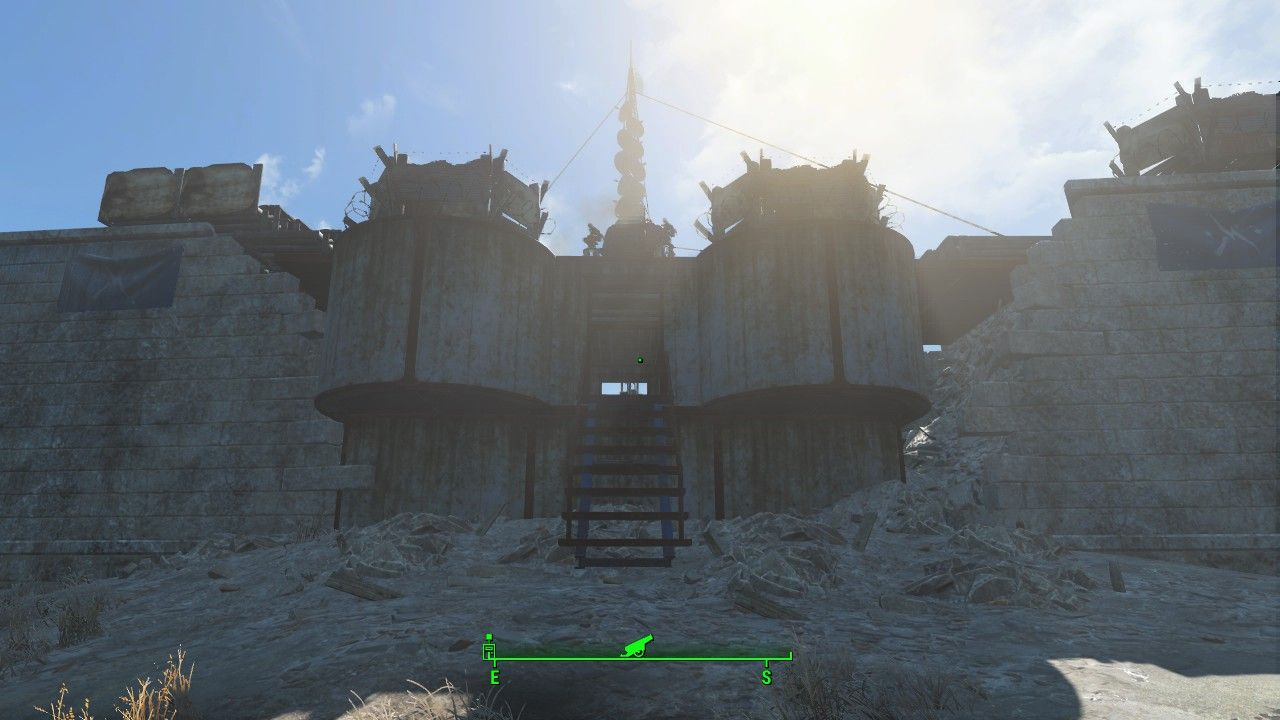the builds that broke fallout 4