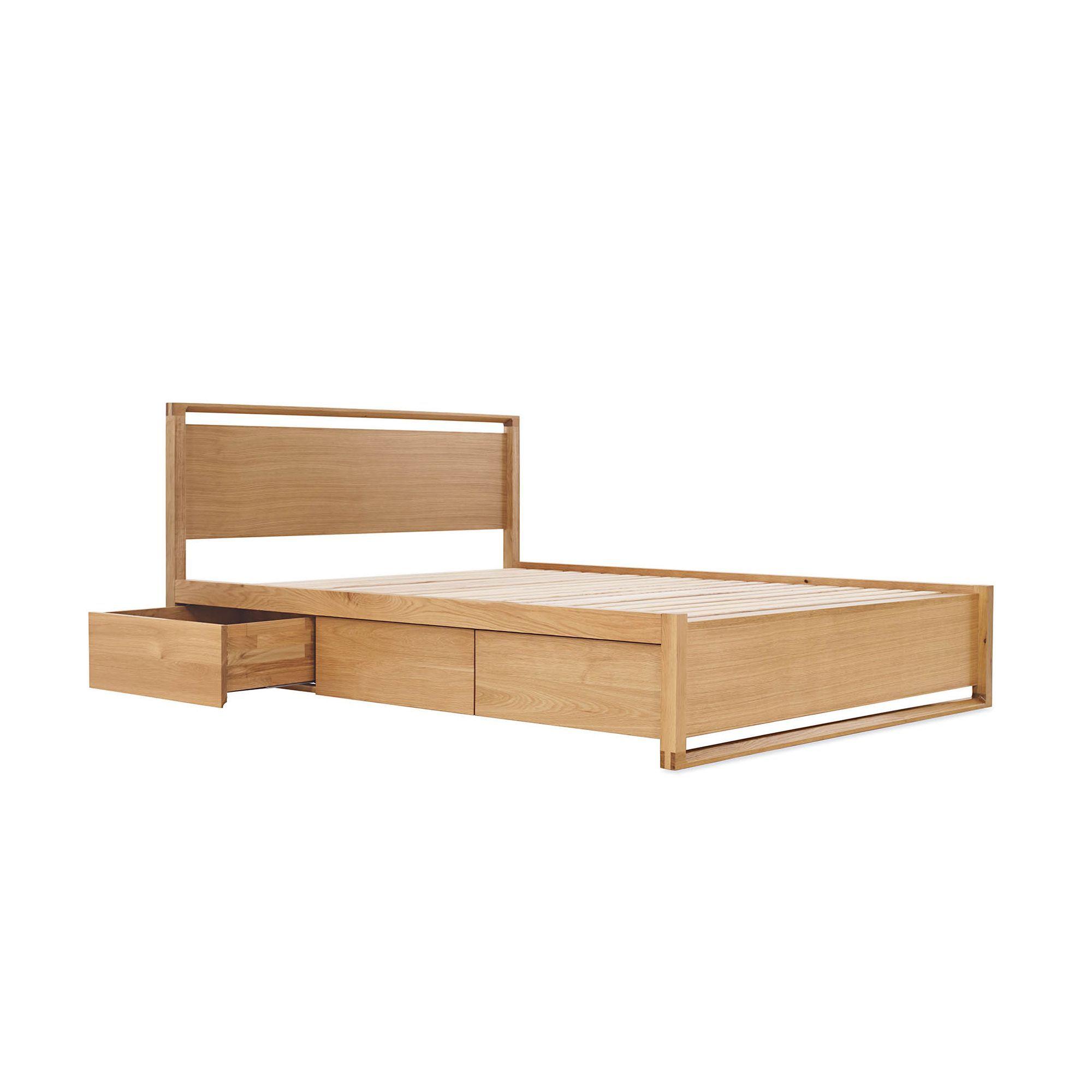 Matera Bed With Storage Di 2020 Mebel