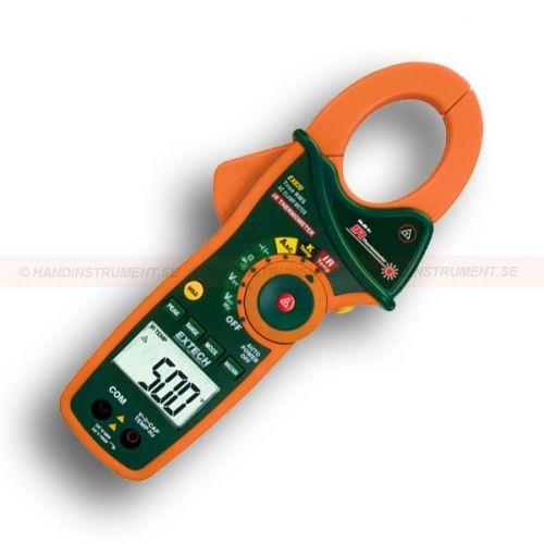 http://termometer.dk/termometer-r13808/kombinationsmaler-med-ir-r13854/ex820-begranset-sporbart-kalibreringscertifikat-ikke-ir-funktion-53-EX820-NISTL-r13872  EX820 begrænset sporbart kalibreringscertifikat - IKKE IR-funktion  Infrarødt termometer med laser pointer  Sand RMS strøm og spænding målinger  Peak hold indfanger indkoblingsstrømme og hurtige forbigående  Multimeter funktioner omfatter AC / DC spænding, AC strøm, modstand, kapacitans, frekvens, diode, kontinuitet og Type K...