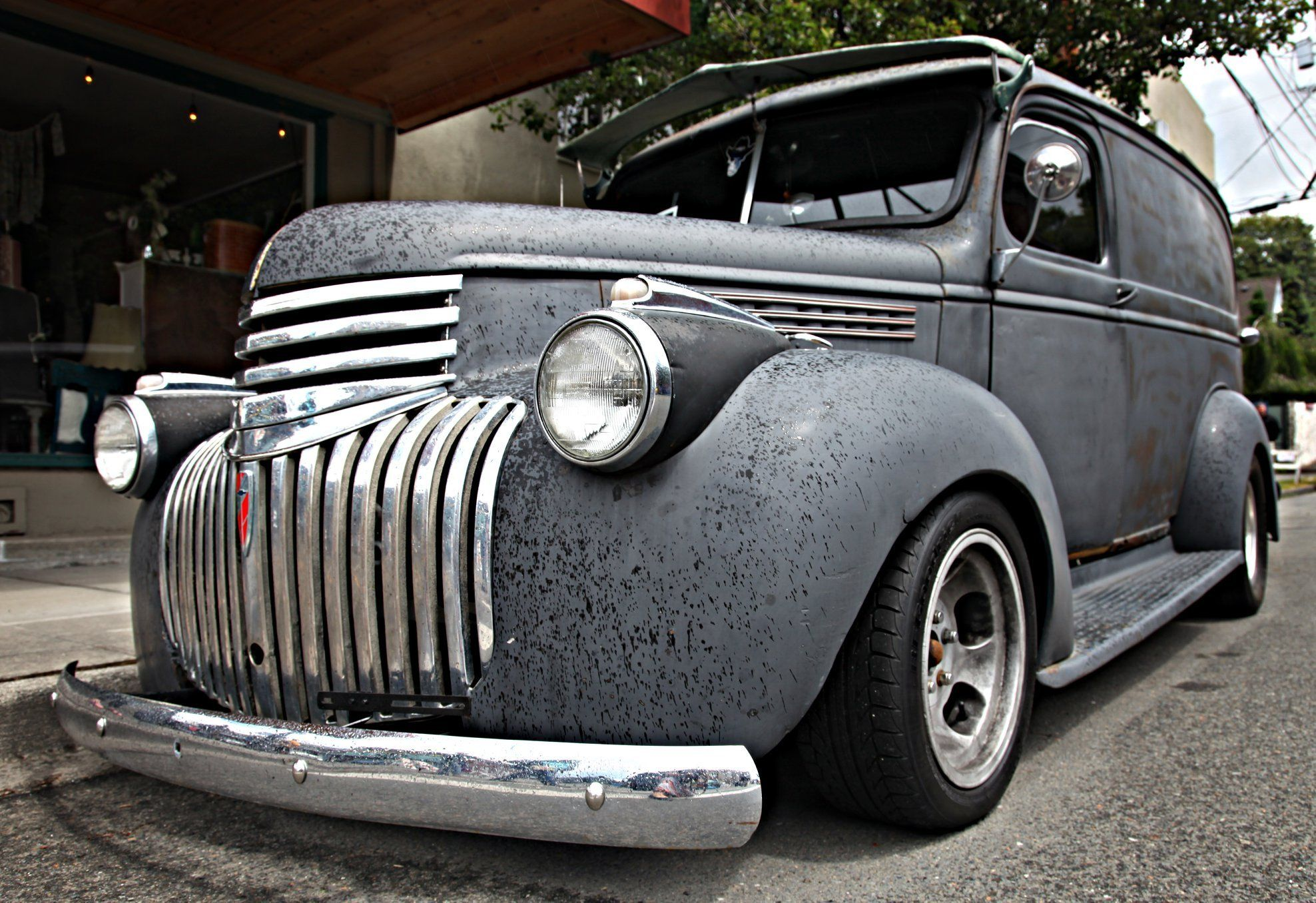 Photo hot rod ratrod Vintage trucks, Hot rods, Antique cars