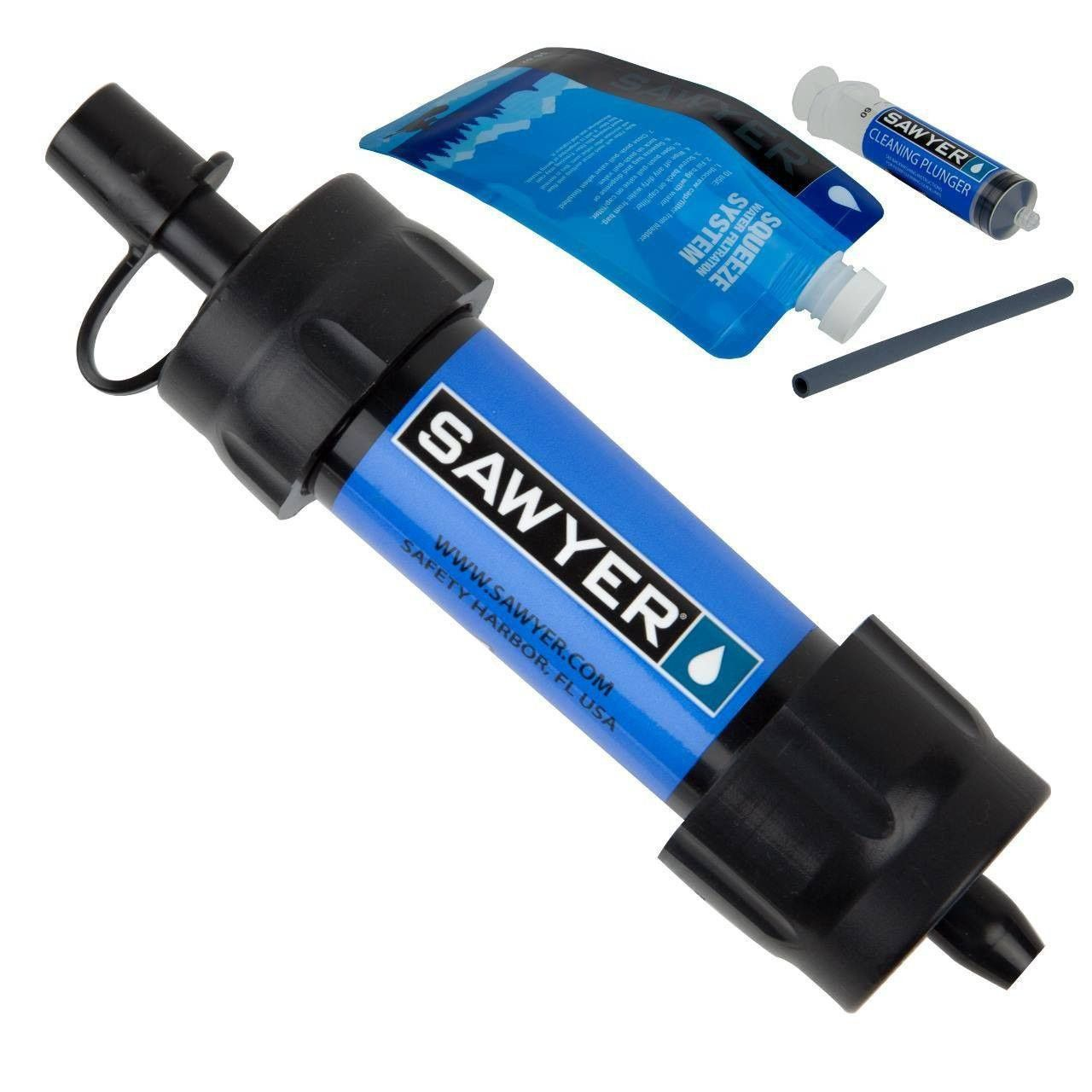 Sawyer Products Mini Water Filter Camping Water Filter Water Filtration Water Filtration System