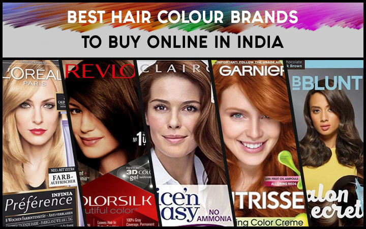 10 Best Hair Colour Brands to Buy Online in India - LooksGud.in,  #Brands #buy #colour #hair #India #LooksGudin #Online