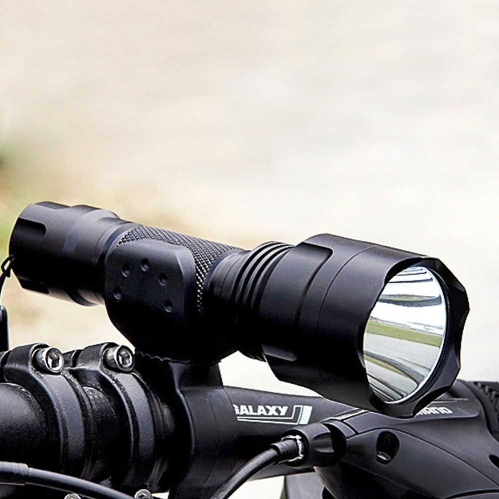 Tactical Led L2 T6 Flash Light 18650 Most Powerful Led Flashlight Spotlight Hunting Flashlight Bicycle Light Torch Lampe Torche Lights & Lighting