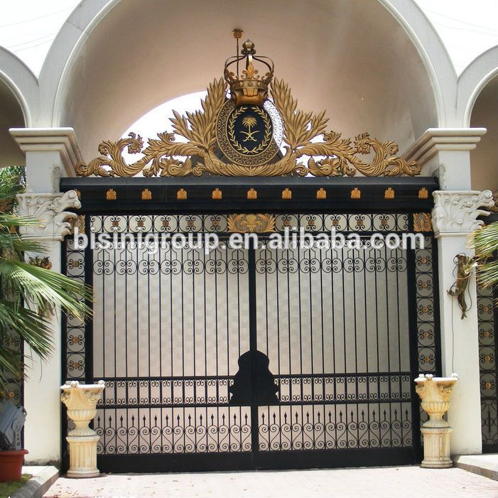 BISINI Main Iron Gate,main Gate Design Home