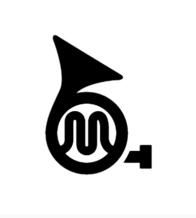 French Horn Icon In Android Style This French Horn Icon Has Android Kitkat Style If You Use The Icons For Android Apps We Reco Android Icons Icon French Horn