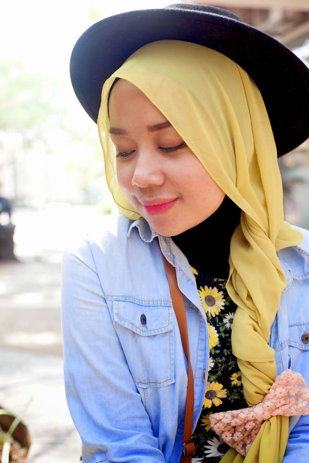 VELVET OF FORTUNE Flower Of The Sun Hijab Pinterest Velvet