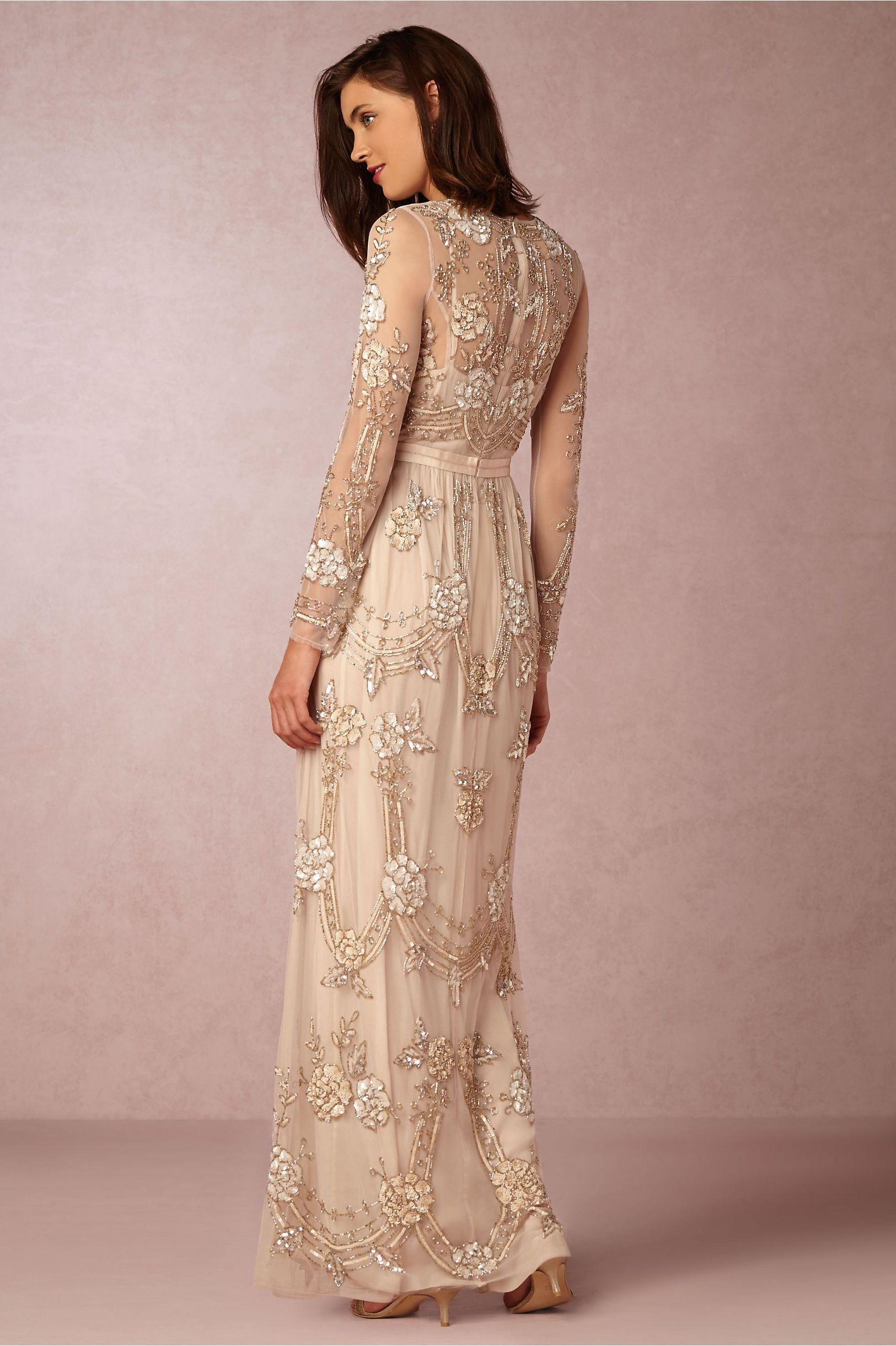 BHLDN Adona Dress in Bride Reception Dresses at BHLDN | Wedding ...