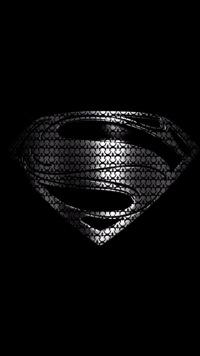 superman symbol wallpaper version