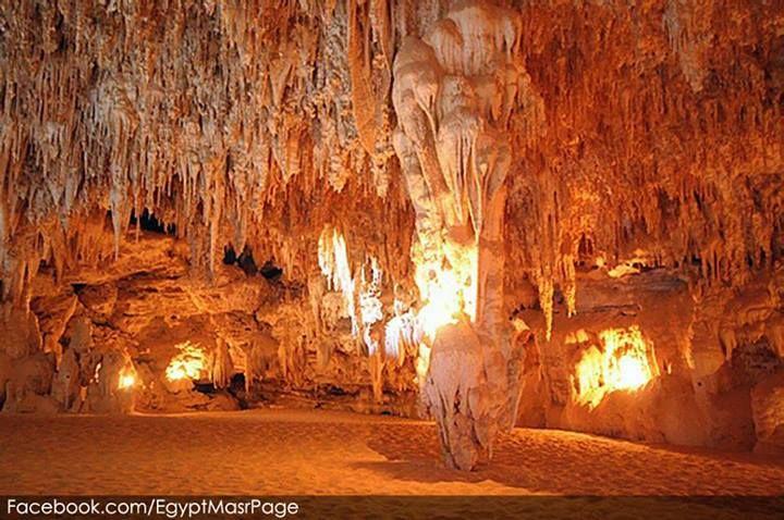 Djara Cave At Western Desert Egypt Visit Egypt