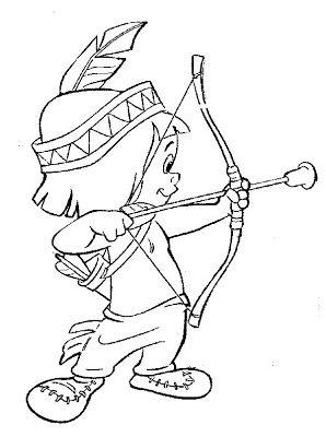 Mi Colección De Dibujos Indios Dibujos Para Colorear