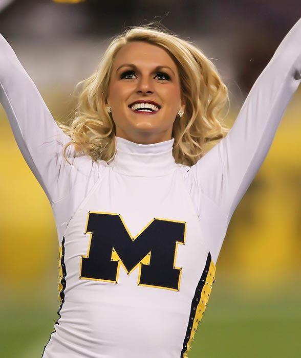 Cheerleader of the Week - Photos - SI.com - | Football ...