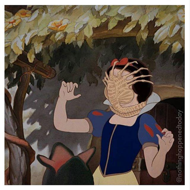 The BS reasons Disney won't make the Xenomorph Queen a princess