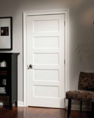 Charmant Five Panel Door | Replacement Doors For The Atlanta Area U2013 5 Panel Doors  Now In Stock .