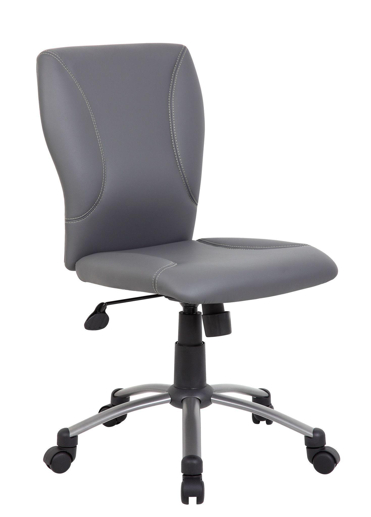 Boss Tiffany Caressoftplus Chair Grey B220 Gy Beautifully