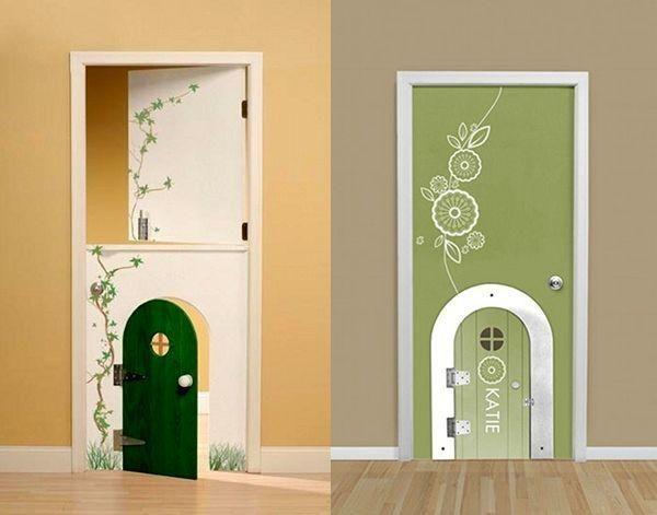 Charming Creative Door Design Ideas Improving Functionality And Look Of Modern Doors