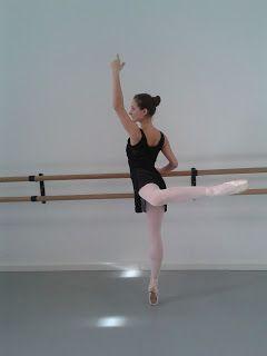 IchWillMehr: Ricci und Ballett.