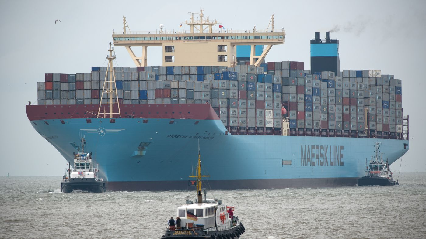 Giant Shipper Bets Big On Ending Its Carbon Emissions Will It Pay Off In 2020 Emissions Boat Fleet