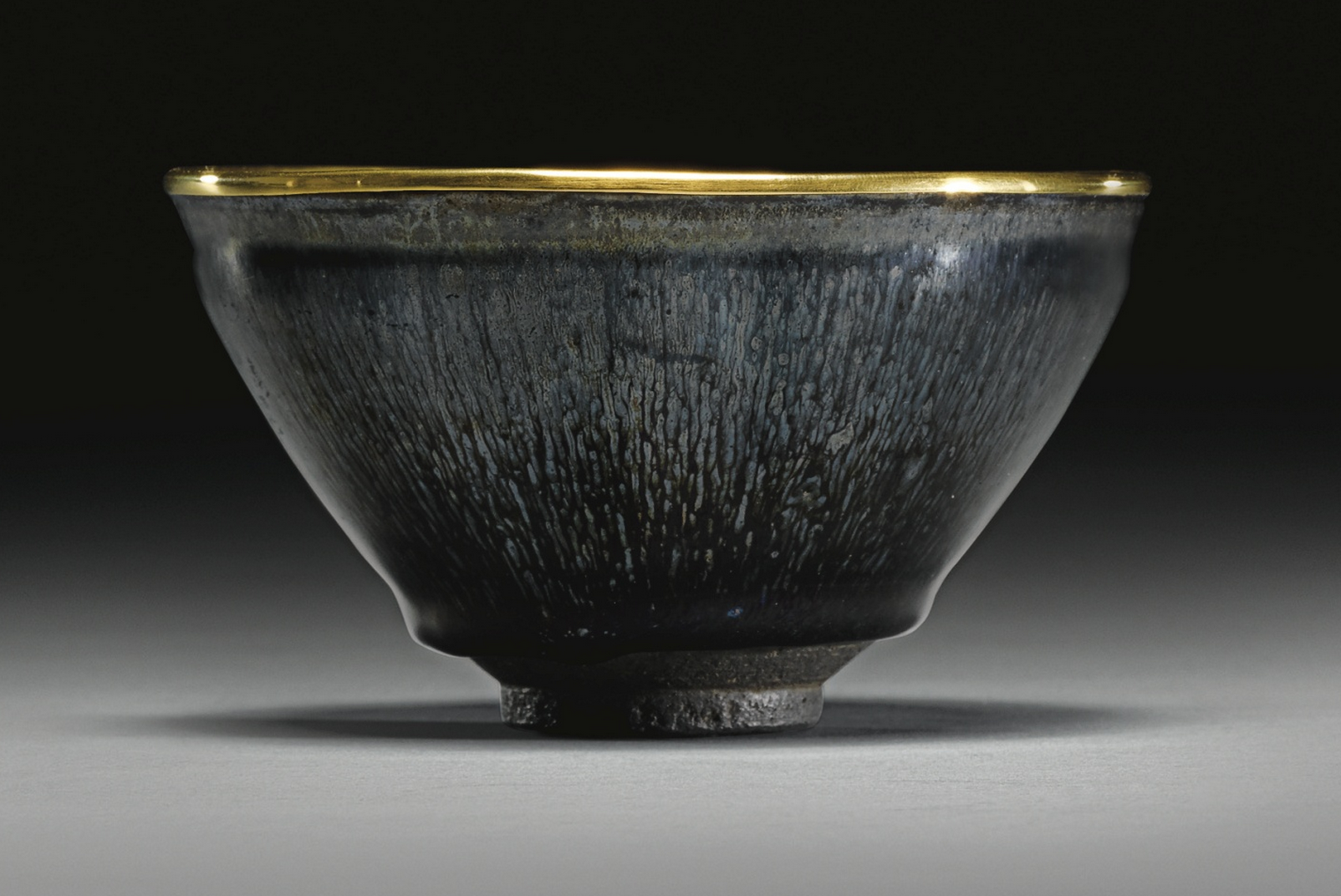 NOGIME TEMMOKU chawan, Southern Song dynasty (XII)