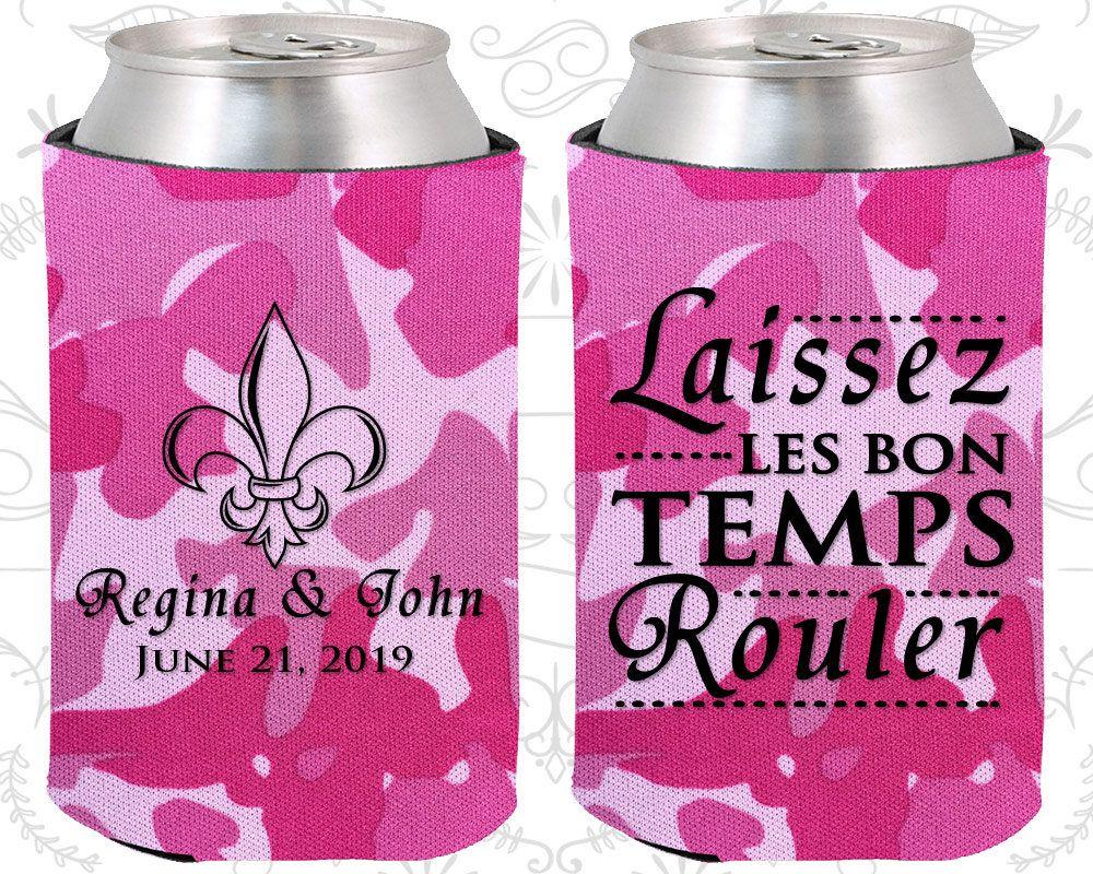 Laissez Les Bons Temps Rouler, Nola Wedding Favors, Cajun Wedding ...