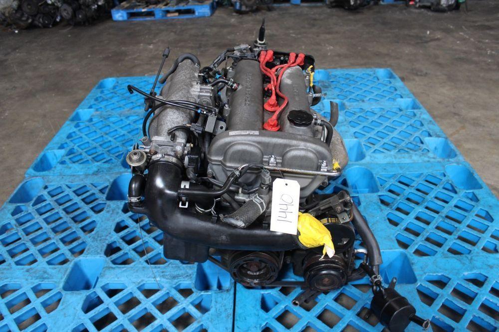 Jdm 90 97 Mazda Miata B6 1 6l 16v Engine Manual Version Mazda Miata B6 Motor Mazda Mazda Miata Miata Mazda