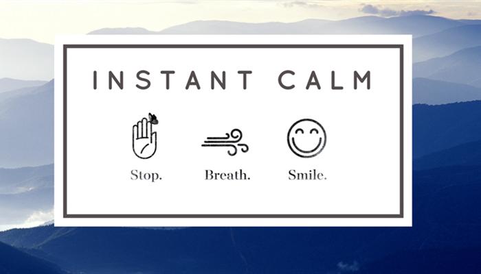 How do I breathe to get Calm   Quotes Chaos to Calm   Calm