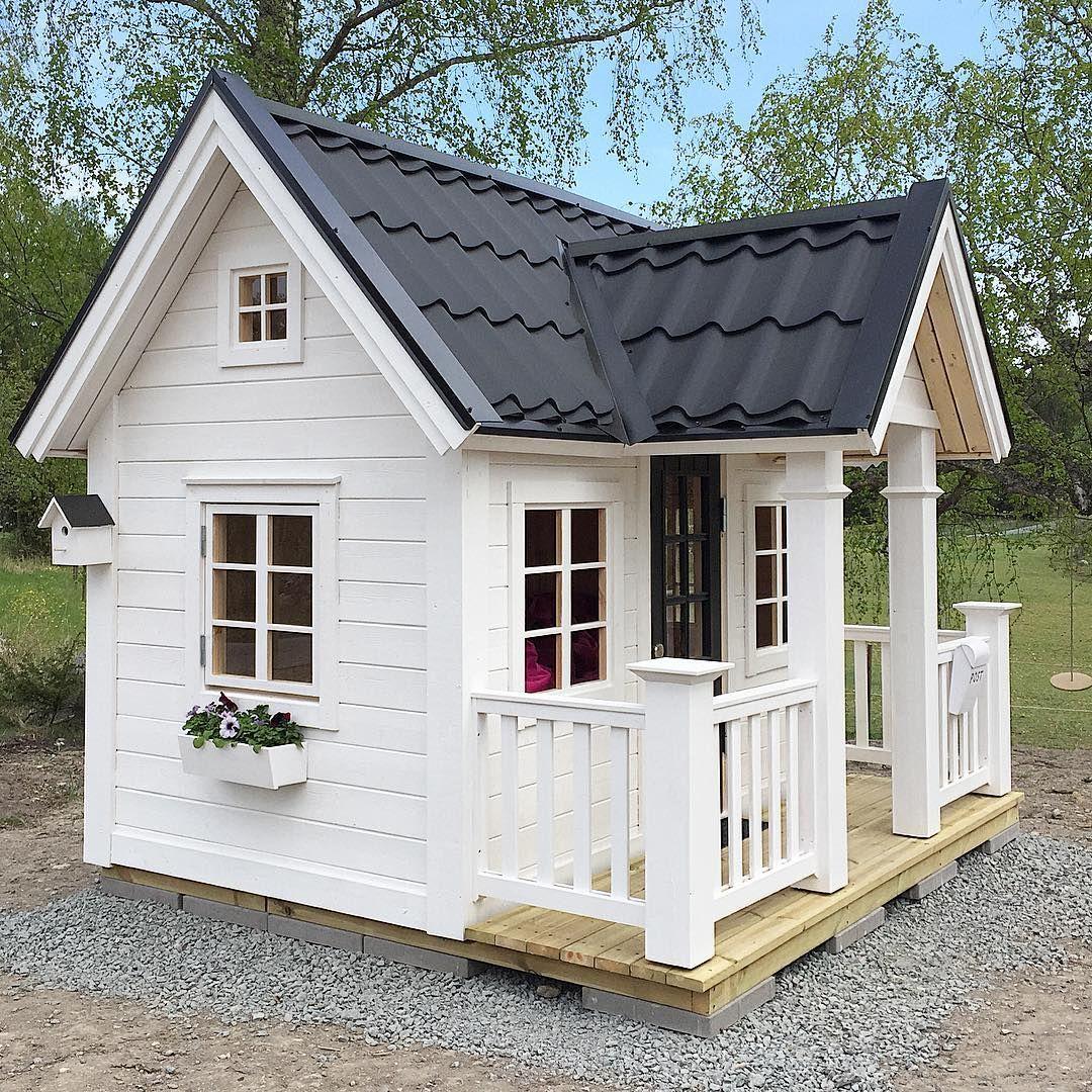 Instagram Photo By Lektema May 13 2016 At 3 58pm Utc Spielhaus Garten Kinder Spielhaus Garten Kinderspielhaus Garten