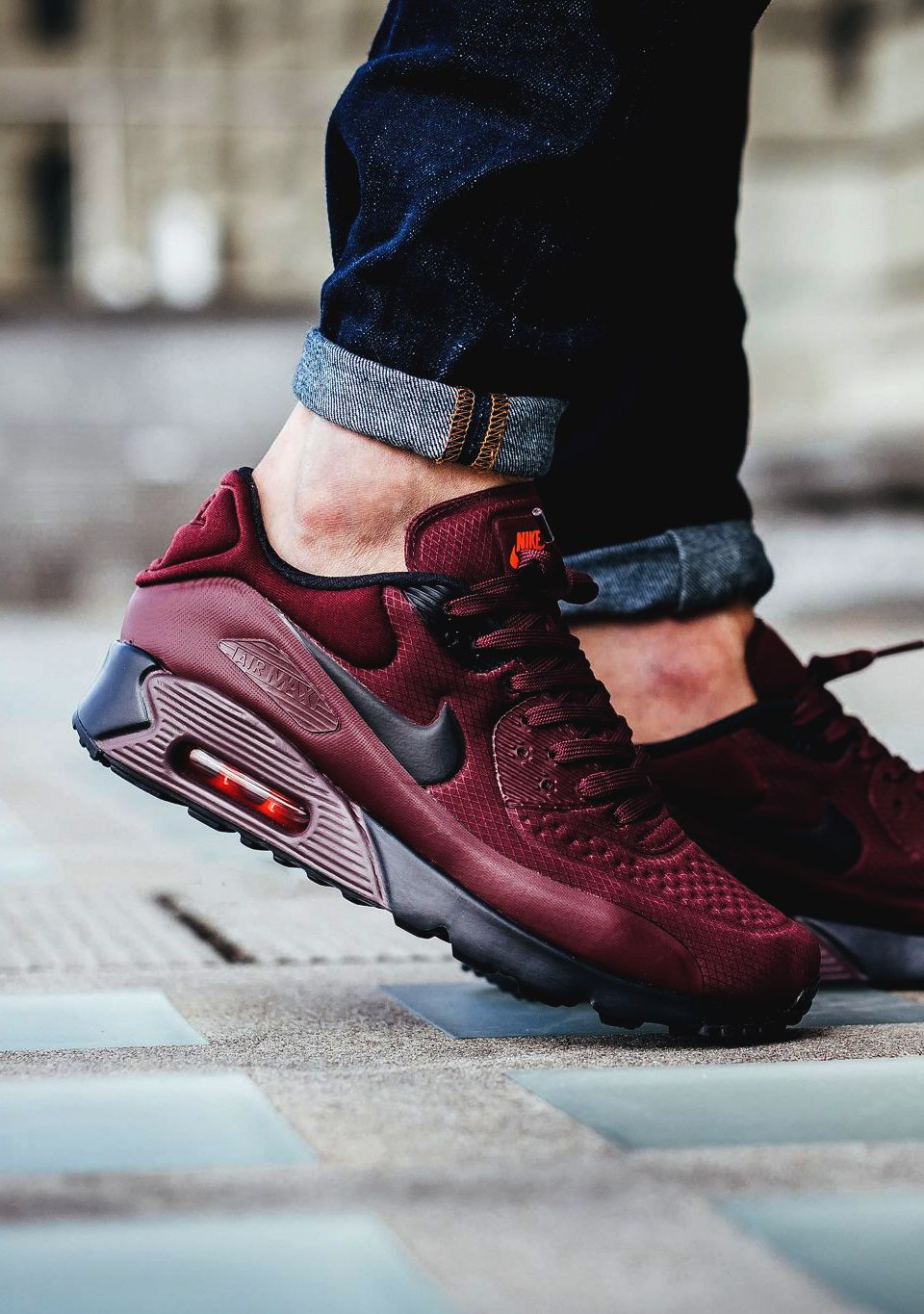 sale retailer 86815 b9e3f shoes ,sneaker, sneakers, kicks, sole, nike, air max ,air max 90 ,am90, red  ,swoosh ,fashion ,style ,streetwear ,sporty ,sportswear ,menswear ,men  fashion ...