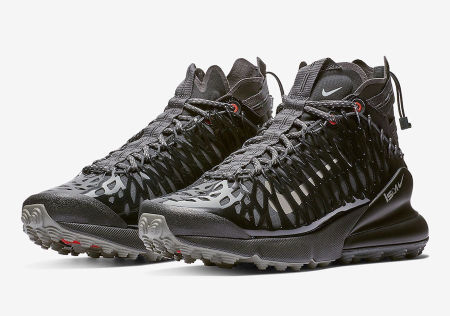 Following the debut of the React Runner Mid WR ISPA late