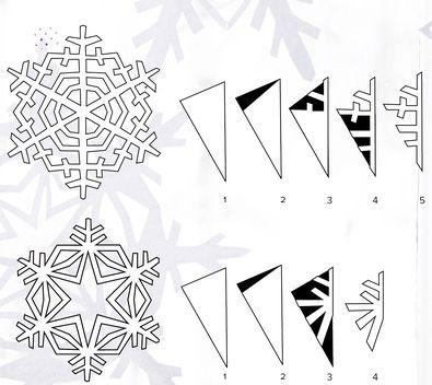 Lapsuudesta tutut lumihiutaleet syntyvät paperista. Tarvitset lisäksi vain sakset ja lyijykynän sekä liimaa ja siimaa kiinnittämiseen. Kurkkaa helppo ohje!