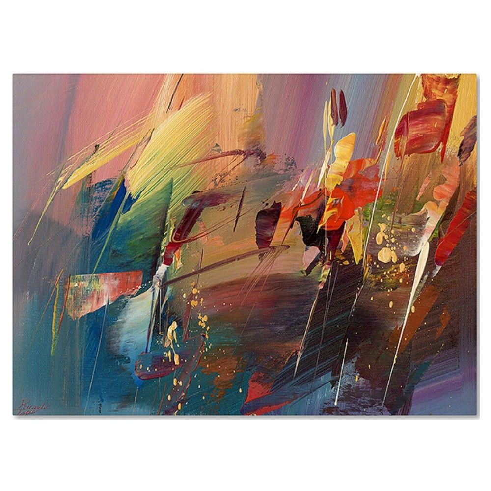 Trademark global ricardo tapia ugardenu canvas art