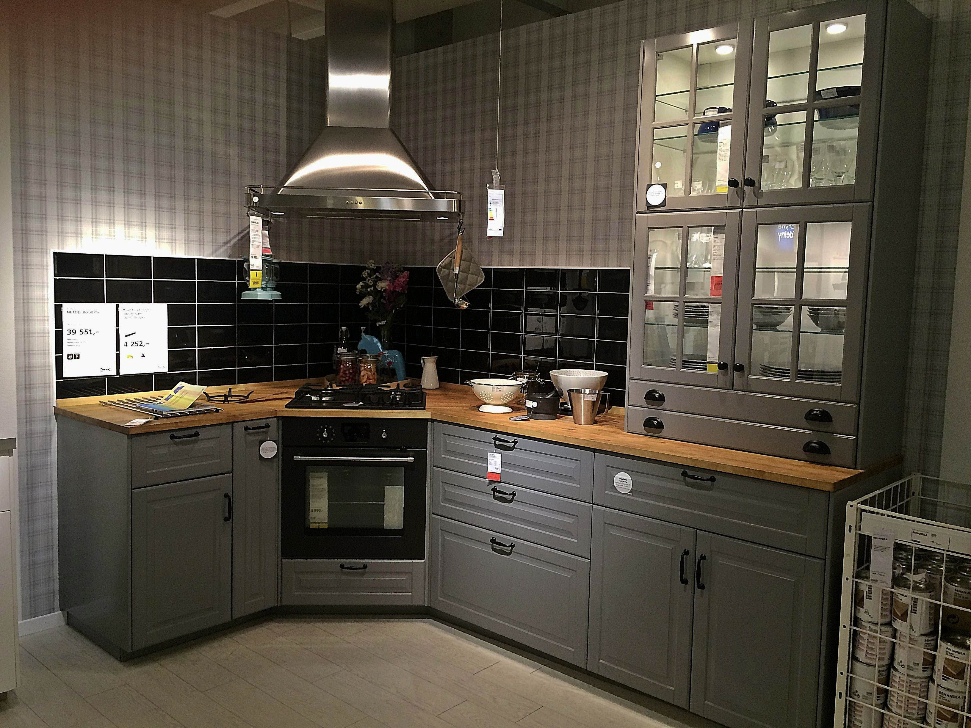 Your Guide To Ikea Kitchen Cabinets Ebay Exclusive On Dhomedesign Com Ikea Bodbyn Kitchen Interior Design Kitchen Kitchen Cabinets