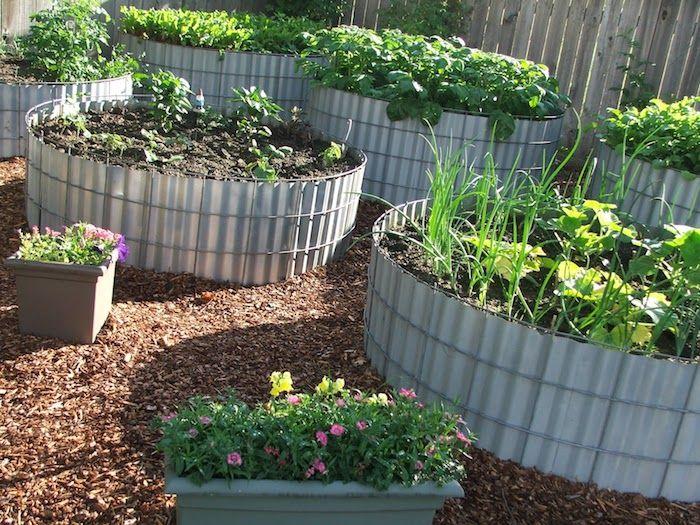 1001 Ideen Wie Sie Hochbeet Anlegen Und Viele Tipps Und Tricks With Images Pallets Garden Raised Garden Raised Flower Beds
