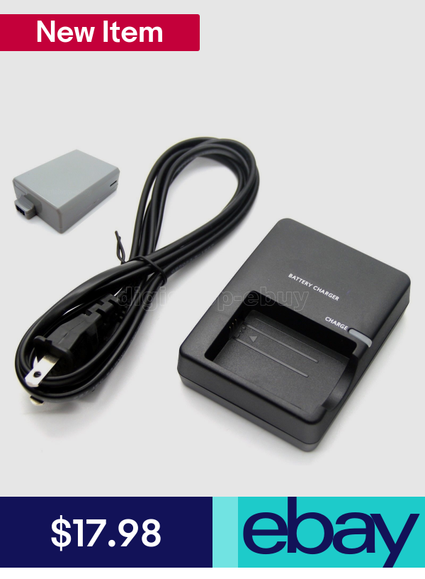 7 4v Li Ion Battery Pack Charger For Canon Ds126181 Ds126231 Ds126191 Camera Battery Pack Charger Battery Pack Charge Battery