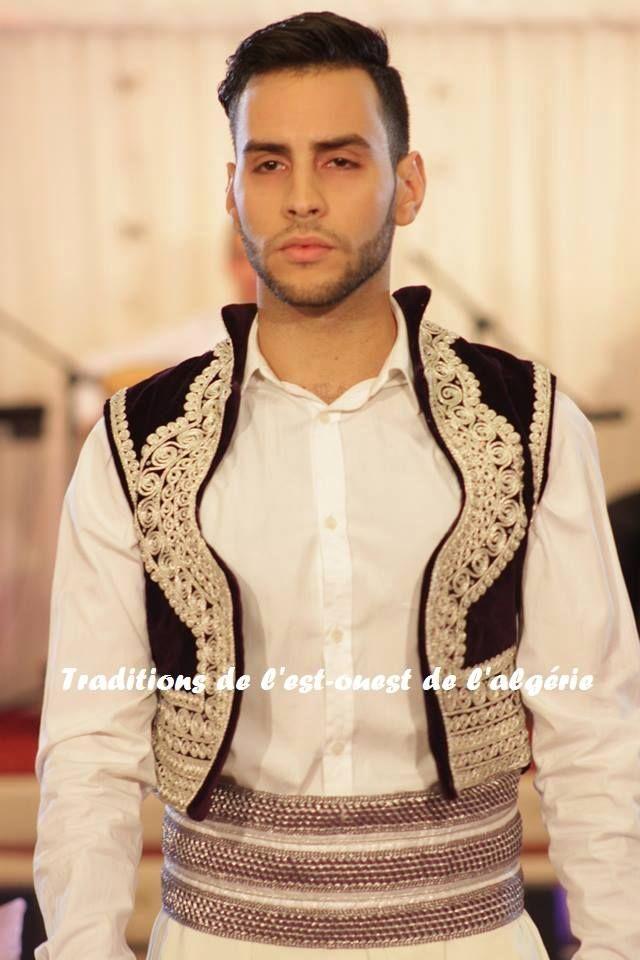 Homme Algérien  ad8f4fa359d