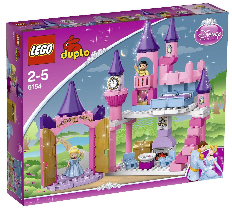 Lego Duplo Disney Princess 6154 Cinderellas Castle Amazoncouk