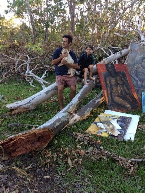 Cyclone Marcia - Crowd funding