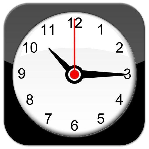 مقطع فيديو قصير للبيتا الاول لنظام Ios 7 الذي يظهر بأن الساعة الآن في النظام متحركة بالكامل و Daylight Savings Time Begins Iphone Clock Daylight Savings Time
