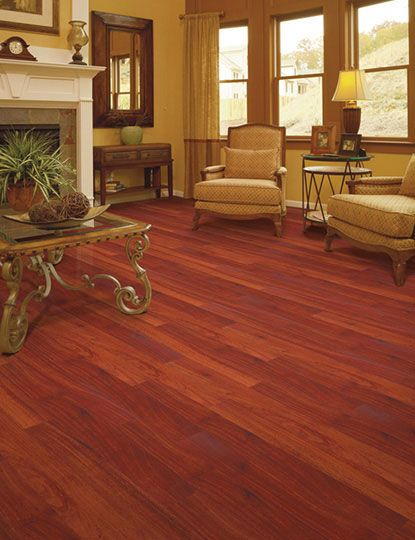 Modern Renaissance Collection Laminate Brazilian Cherry Home