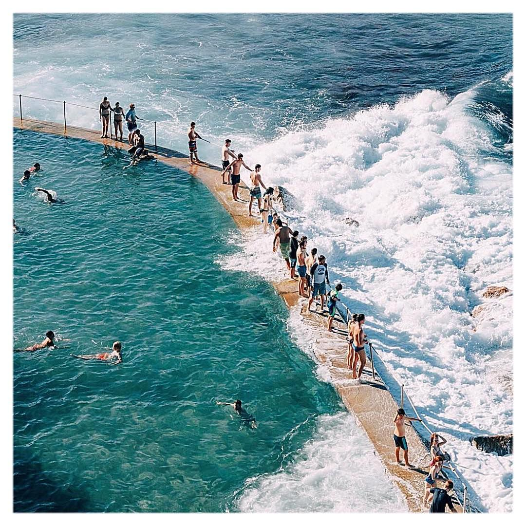 Good Times At Bronte Pool Beach Weather Isn T Forecast For This Long Weekend But No Complaints Here Photo By Iherok Weather forecast up to 14 days including temperature, weather condition and precipitation and much more. bronte pool beach weather isn