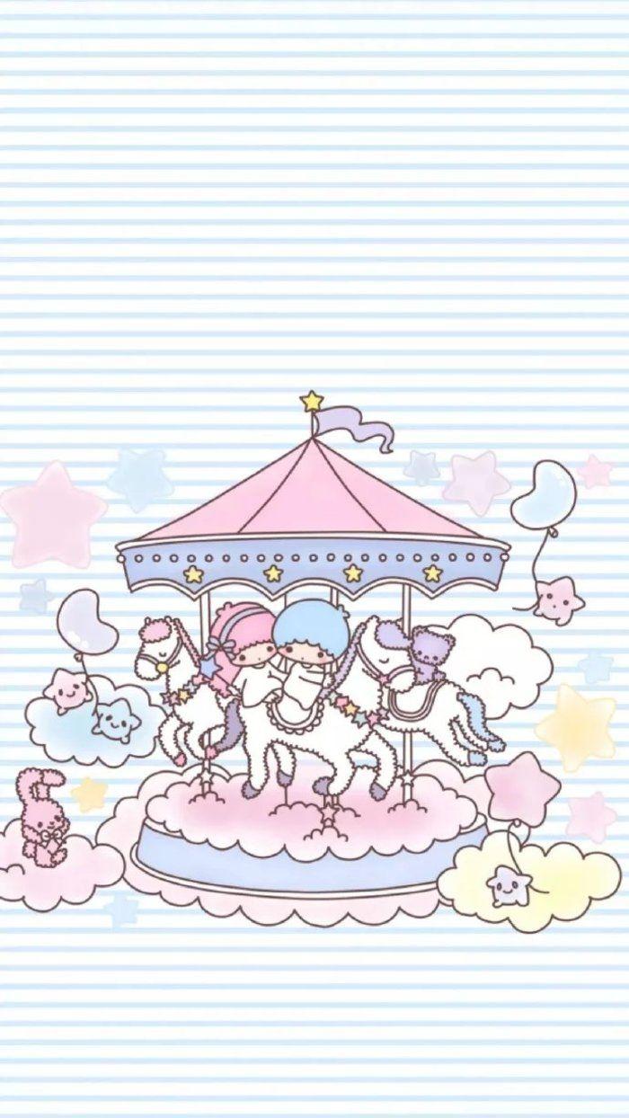 Iphone Hello Kitty Images Little Twin Stars Sanrio Wallpaper