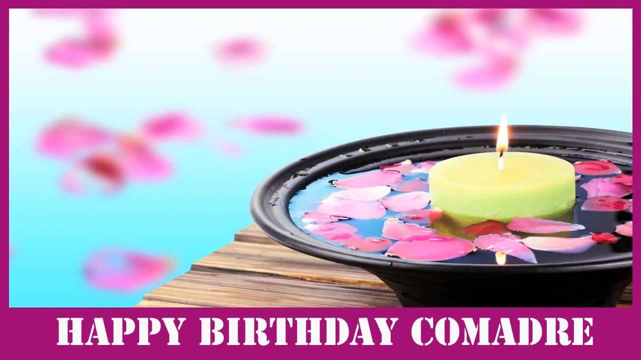 Comadre Happy Birthday Feliz Cumpleanos Humor Wwwmiifotoscom