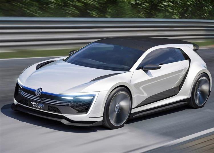 Volkswagen : La Golf GTi Pourrait Bientôt Passer à Lu0027électrique