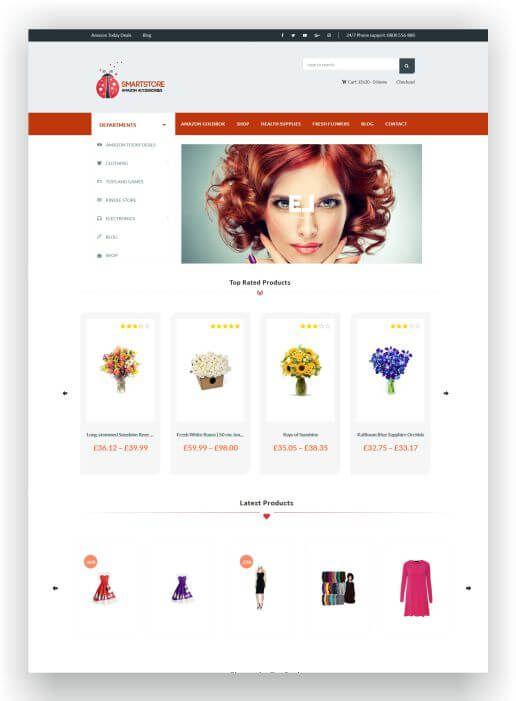 WooCommerce Amazon Affiliate Marketing Store - nr1templates.com ...