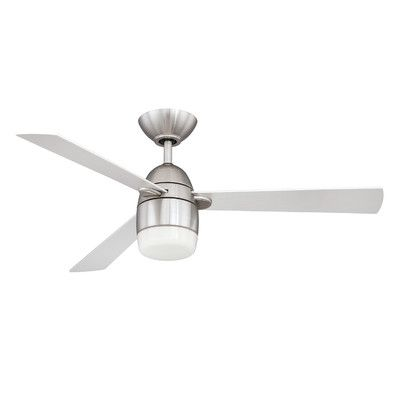 """Kendal Lighting 42"""" Antron 3 Blade Ceiling Fan with Remote & Reviews 