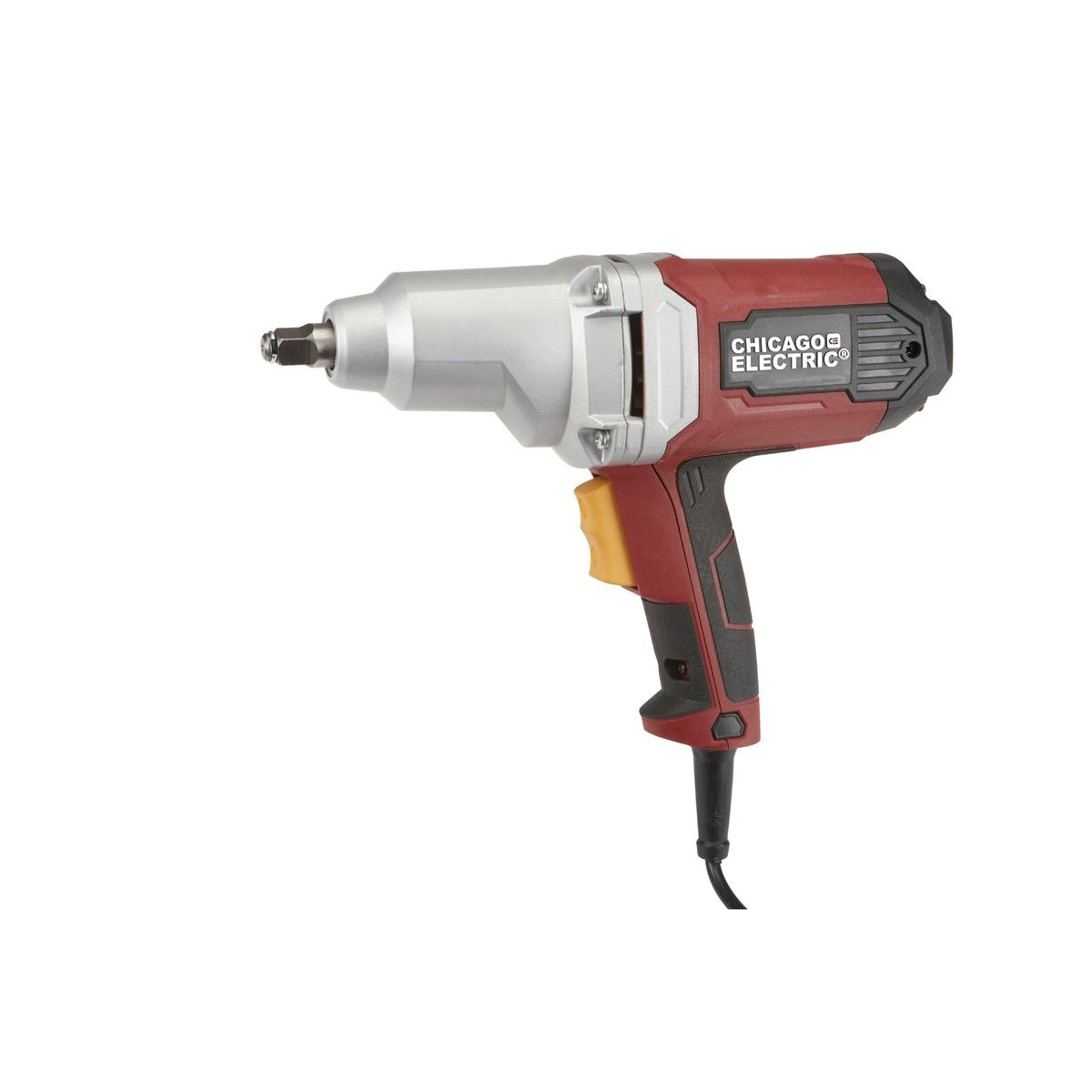 1/2 in  Heavy Duty Electric Impact Wrench in 2019 | Harbor Freight