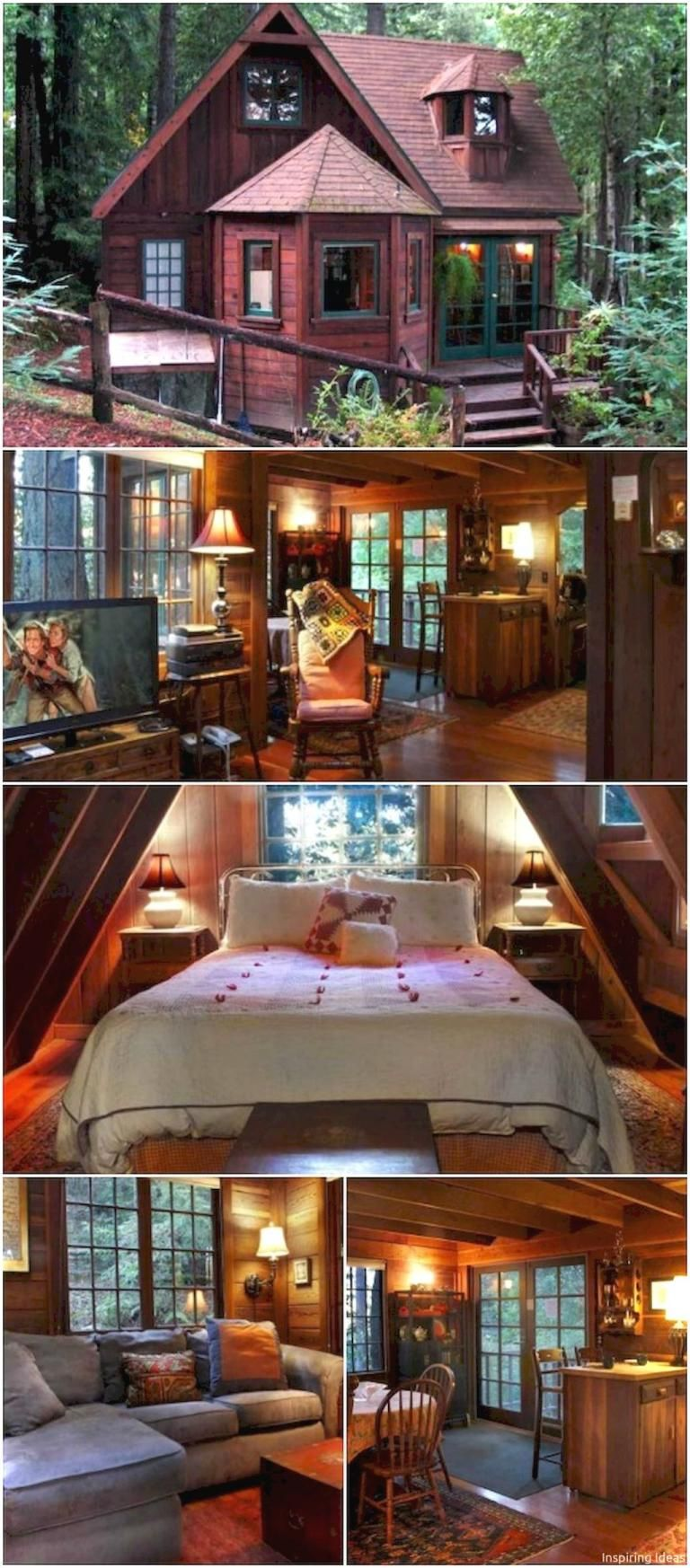 Awesome tiny house interior design ideas also all home decor rh pinterest