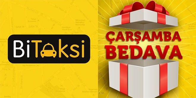 BiTaksi Uygulaması ile 17 Aralık Günü Taksiler Ücretsiz!