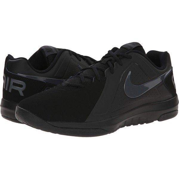 best service f5786 f600e Nike Air Mavin Low NBK (Black Anthracite Black) Men s Basketball Shoes (