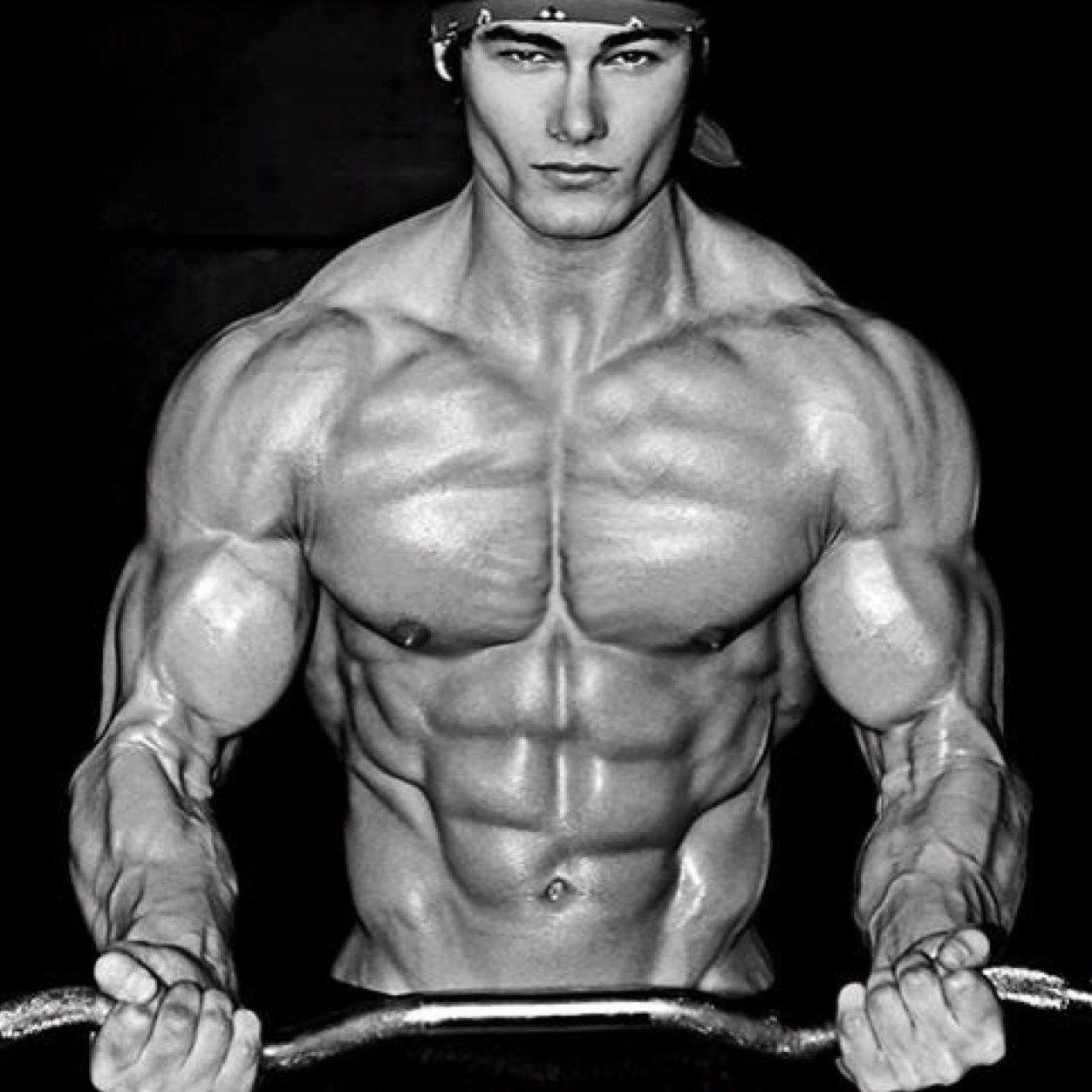 Jeff Seid Men Pinterest Fitness Bodybuilding And Workout